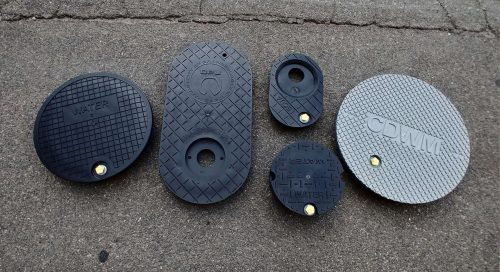 Quality water meter lids